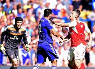 premier league week 6 arsenal vs stamford bridge soccer