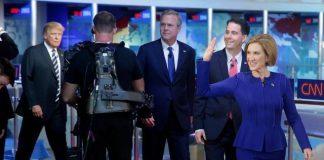 republican 2016 presidential debate winners losers 2015