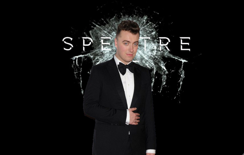 sam smith singing new james bond spectre theme 2015 gossip