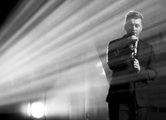 sam smith singing spectre theme song 2015 gossip