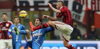 serie a week 2 juventus milan vs empoli soccer 2015