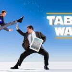 Tablet Wars, the Enterprise Awakens