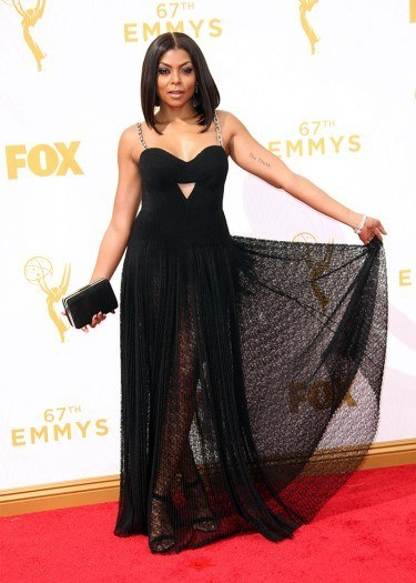taraji p henson emmy fashion winners losers 2015