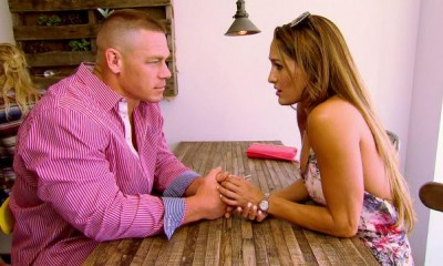 total divas 410 gone with wine john cena girl nikki 2015 images