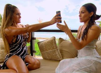 total divas some like it hot recap images 2015 bella twins
