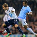 Tottenham Hotspur vs Manchester City Soccer 2015