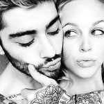 Zayn Malik Strips It Down For Fans & Kim Zolciak Strokes On