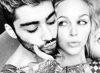 zayn malik strips it down for fans 2015 gossip