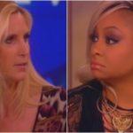 ann coulter shuts down raven symone 2015 gossip
