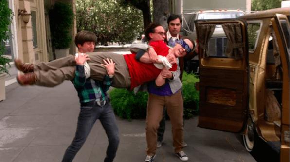 big bang theory 903 bachelor party recap 2015 images