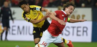 budesliga week 9 soccer review borussia dortmund vs fsv mainz 2015