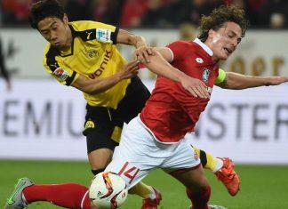 budesliga week 9 soccer review borussia dortmund vs fsv mainz 2015