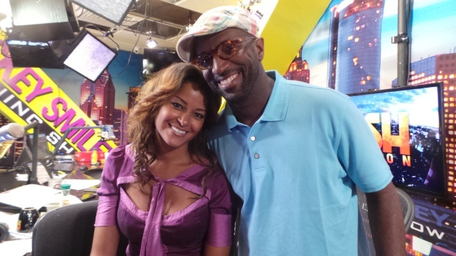 claudia jordan rips into rickey smiley 2015 gossip
