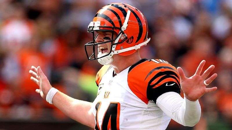 fantasy football start sit week 4 andy dalton nfl 2015