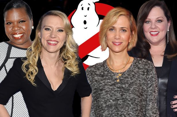 ghostbusters negative feedback continues 2015 gossip