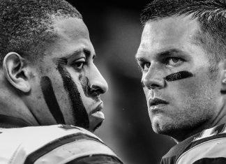 greg hardy ready to face tom brady and gisele 2015 nfl images