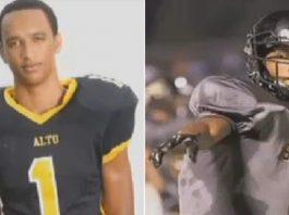 high school football deaths camron matthews 2015 images