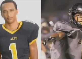 high school football deaths camron matthews 2015 images