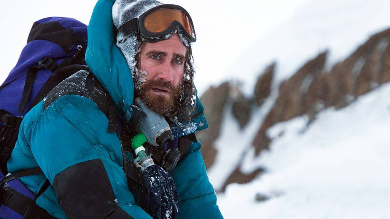 jake gyllenhaal everest movie review 2015