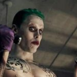 Jared Leto Shows Off His 'Suicide Squad' Joker Side