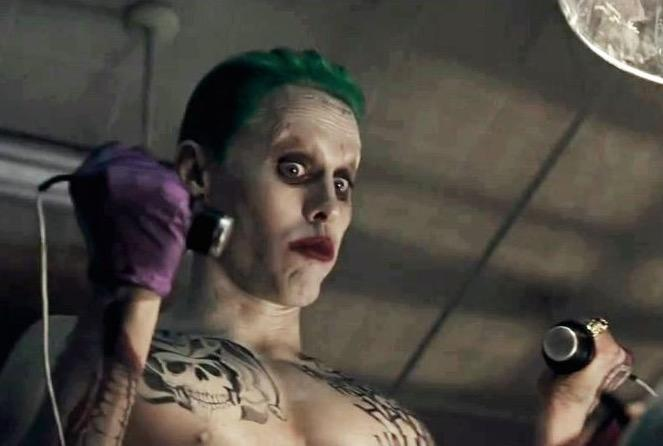 jared leto shows off his suicide squad joker side 2015 images