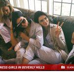khloe kardashian leaves lamar odom for kim kardashian baby shower 2015 gossip