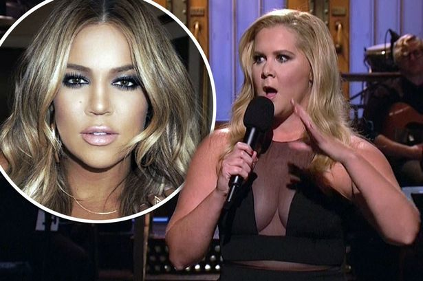 khloe kardashian rubbed wrong by amy schumer 2015 gossip