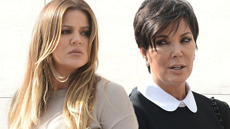 kris jenner not letting khloe kardashian take break from kuwtk 2015 gossip