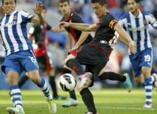 la liga week 9 soccer 2015 images rayo vs espanyol