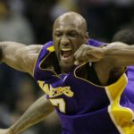 Lamar Odom: A Basketball Player Somewhere Deep Inside that Unconscious Body