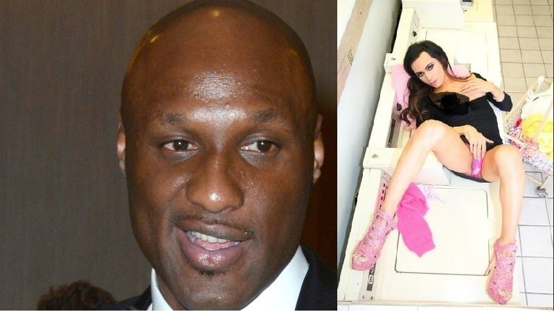 lamar odom party pal madion montag 2015 gossip edit
