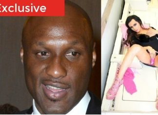 lamar odom party pal girl madison 2015