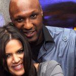 lamar odom walks with khloe kardashian 2015 gossip