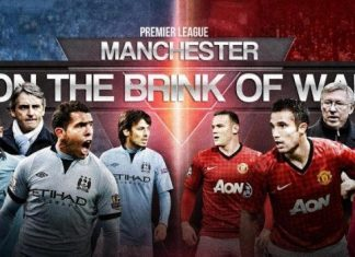 manchester united vs manchester city preview 2015 soccer images