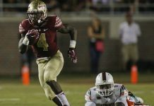 ncaa college football week 6 winners dalvin cook 2015 images