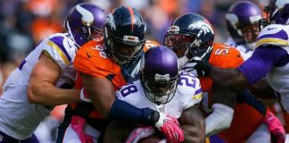 nfl week 4 recap denver vs vikings 2015