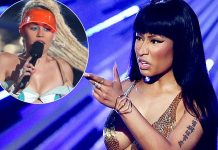 nicki minaj vs miley cyrus continues 2015 gossip