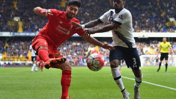 premier league week 9 review liverpool vs tottenham hotspur 2015