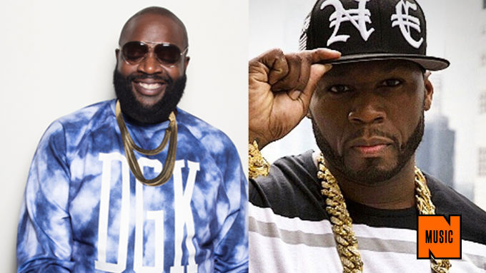 rick ross on 50 cent 2015 gossip