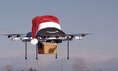 santa claus drones coming to town 2015 tech images