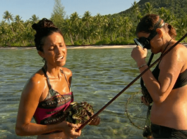 survivor second chance 3105 a snake in grass 2015 images