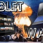 Tablet Wars 3: May the 4 Be With You