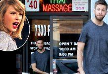 taylor swift defends her thai guy calvin harris 2015 gossip