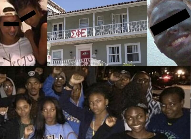 ucla blackface kanye west party 2015