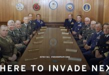 where to invade next brings Michael Moore back