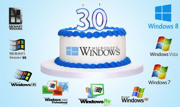30 years of windows 2015 microsoft tech images