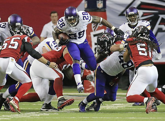 atlanta falcons indepth review vs minnesota 2015 nfl images
