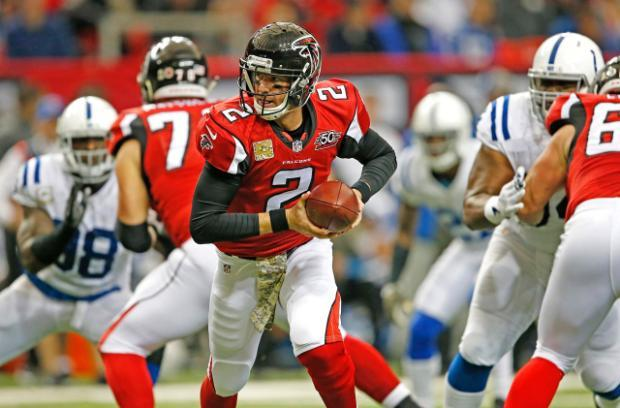 Atlanta Falcons vs colts Indepth Recap 2015 nfl images