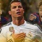 Ballon d'Or 2015: Cristiano Ronaldo, Lionel Messi & Neymar shortlisted