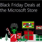 Microsoft's Hottest Tech Deals For Holiday Shoppers Black Friday 2015